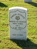 Image for Simon Suhler - San Antonio National Cemetery - San Antonio, Tx
