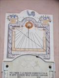 Image for Zarbula 1872 Sundials, Soucheres Basses, Italy