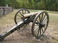 Image for 12 lb Rifled James Cannon - Ball's Bluff Battlefield - Leesburg, Viriginia