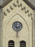 Image for St Paul's Evangelical Lutheran Church Clock - Muskego, Wisconsin