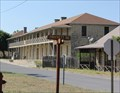 Image for (New Cavalry) Barracks  -- Fort Clark Historic District -- Brackettville TX
