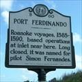 Image for Port Ferdinando, Marker B-60