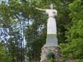Image for L'Ange de la Paix - The Angel of Peace - La Pocatière, Québec