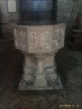 Image for Baptism Font, Saint Wystan - Repton, Derbyshire
