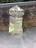 Image for B4494 Milestone (Oxford 25) Donnington, Berkshire