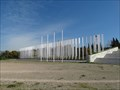 Image for Olympic flagpoles of the participating countries - Athens - Greece