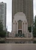 Image for The ANZAC Memorial, Hyde Park, Sydney, Australia.