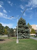 Image for Two Lines Oblique Variation '3' - Albuquerque, New Mexico
