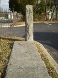 Image for John Hunn's Hitching Post and Stepping Stone - Camden, Delaware