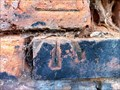 Image for Cut Benchmark on King Street Entrance to All Saints Church, Wellington, Telford, Shropshire
