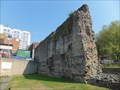 Image for Roman Wall - Tower Hill, London, UK
