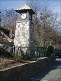 Image for Tryon Town Clock, Tryon, NC