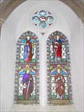 Image for St Lawrence Church Windows - Chicheley, Buckinghamshire, UK