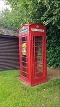 Image for Red Telephone Box - Maplebeck, Nottinghamshire
