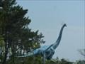 Image for Brachiosaurus at Uhangri Dino Fossil Site (우항리 공룡 화석지) - Haenam, Korea