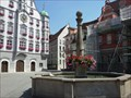 Image for Marktbrunnen - Memmingen, Germany, BY