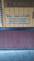Image for Wall Drug South Dakota N 43 59.63  W 102 14.55