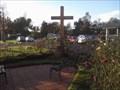 Image for Prayer Garden Cross - Sonora Baptist Church - Sonora AR