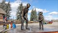 Image for The Railway Memorial Project - Whitefish, MT
