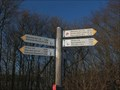 Image for Hiking Trail Arrows (3) Marienthal  - RLP / Germany