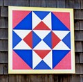 Image for Acadian Museum Barn Quilt - Miscouche, PEI