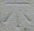 Image for Cut Bench Mark - Clarendon Road, Watford, Herts, UK