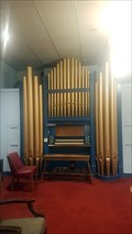 Image for Pipe Organ - Carillon Rooms, Ashby Square - Loughborough, Leicestershire