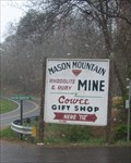 Image for Mason Mountian Mine - Franklin, NC