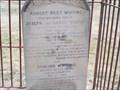 Image for Robert & Richard Whiting - Mortis St Cemetery, Goulburn, NSW