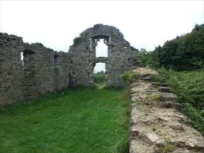 Capel Mair - Ruin - Margam, Wales.