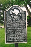 Image for Carson County, Texas