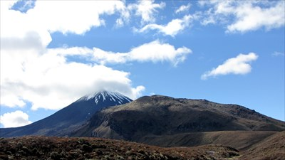 Mt Ngauruhoe, Mt Doom