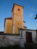 Image for Kostel svatého Martina, Rovecné, CZ