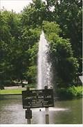 Image for Lafayette Park Fountain - Lafayette Park, St. Louis, MO
