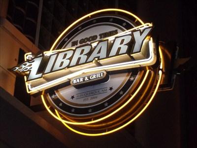 Library - Albuquerque, New Mexico, USA.