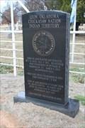 Image for Leon, Oklahoma Chickasaw Nation Indian Territory - Leon, OK