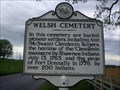 Image for Welsh Cemetery / Pontiac's War