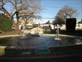 Image for Fremont Park Fountain - Santa Rosa, CA