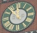 Image for Trinitatis-Kirche Clock - Berlin-Charlottenburg, Germany