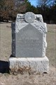 Image for J.T. Wilkinson - Burns Cemetery - Trenton, TX
