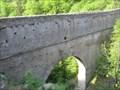 Image for The aqueduct-bridge of Pont d'Aël