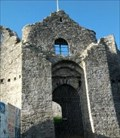 Image for Oystermouth Castle - Ruin - Swansea, Wales.