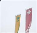 Image for Municipal Flag - Niederlenz, AG, Switzerland