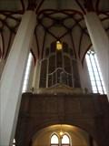 Image for Bachorgel Thomaskirche - Leipzig, Sachsen, Germany