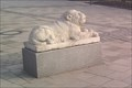 Image for Lion Statues Wandsbek Markt - Hamburg, Germany