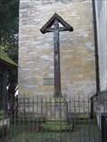 Image for Crucifixion Cross - St Mary & St Giles' Churchyard, Stony Stratford, Buckinghamshire, UK