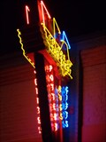 Image for Colours of the West - Neon - Williams, Arizona, USA.