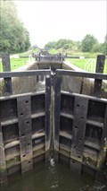 Image for Lock 71 On The Leeds Liverpool Canal - Ince-In-Makerfield, UK