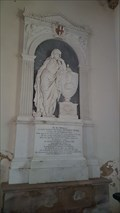 Image for Lieut.-General Bennett Noel memorial - St Peter & St Paul - Exton, Rutland
