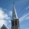 Image for Le clocher de St-Sacrement-St-Quentin, NB, Canada